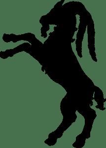 Der Ziegenbock aus der Roswitha-Sage wird den Sagenwanderweg kennzeichnen.